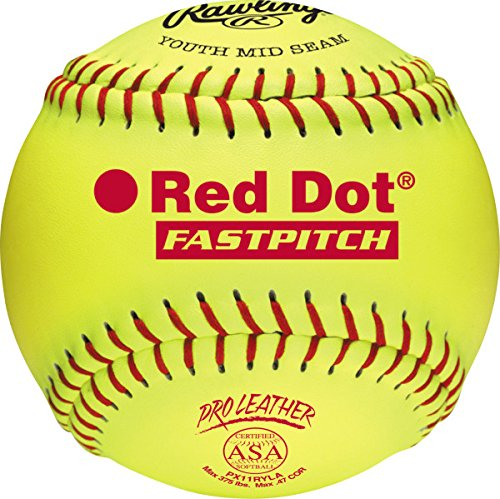Rawlings PX11RYLA 11'' Pro Leather Red Dot by Rawlings