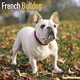 French Bulldog Calendar - Dog Breed Calendars - 2017 - 2018 wall Calendars - 16 Month by Avonside