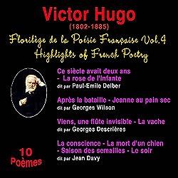 Victor Hugo (Florilège de la Poésie Française 4)