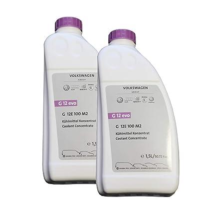 Evo G12 - Concentrado refrigerante (1,5 L, 2 unidades ...