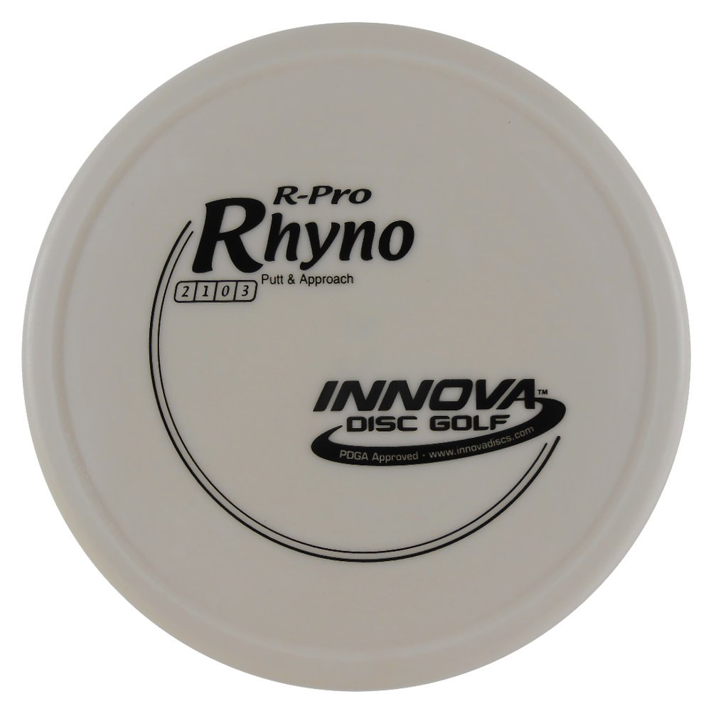 INNOVA R-Pro Rhyno Putt & Approach Golf Disc [Colors May Vary] - 151-159g