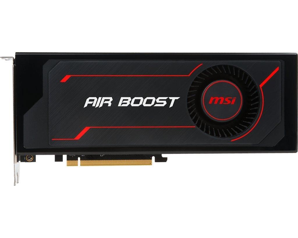 MSI Gaming Radeon RX 580 256-bit 4GB GDRR5 DirectX 12 VR Ready CFX Graphcis Card Renewed RX 580 ARMOR 4G OC