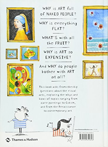 Why is Art Full of Naked People?: And other vital questions about art by Thames Hudson (Image #1)