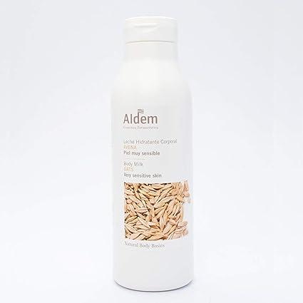 Aldem Leche Hidratante Corporal Avena - 9 de 400 ml. (Total: 3600 ml.): Amazon.es: Belleza