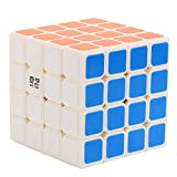 Ocamo Brain Teaser G4 Magic Cube 4x4 Sticker Twisty Puzzle Competition Speed Cube
