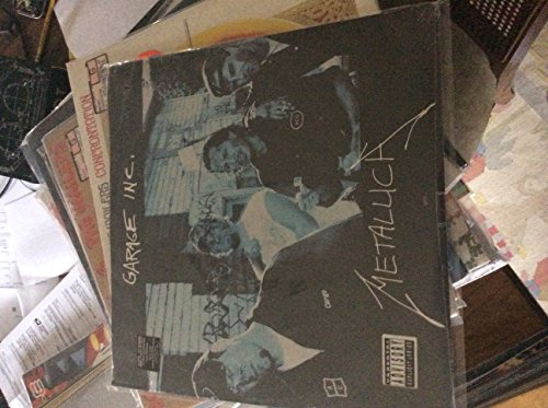 Metallica - Metallica: Garage Inc. Vinyl 3lp - Zortam Music