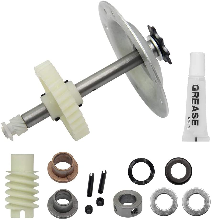 Ezyopenteck Replacement for Liftmaster 41c4220a Gear and Sprocket Kit fits Chamberlain, Sears, Craftsman 1/3 and 1/2 HP Chain Drive Models