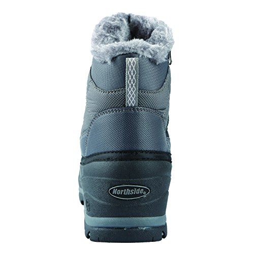 Lilac Boot Snow Northside Alana Women's Gray XZTxqXaRw
