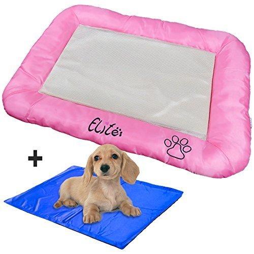 Cama para perros con refrigeración techo: Amazon.es: Productos para mascotas