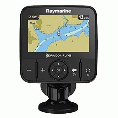 Raymarine Dragonfly-5M Navionics+ GPS