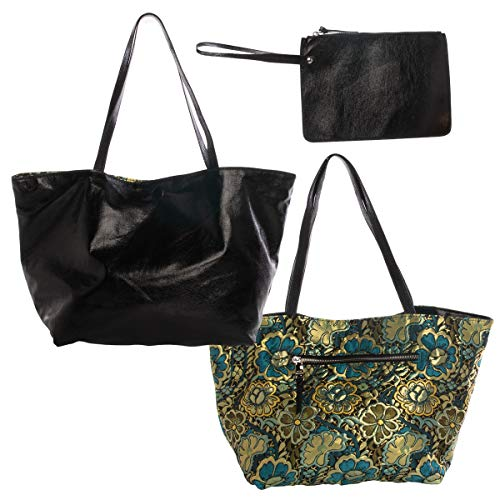 China Ladies Handbags (Steve Madden Lady, Black)