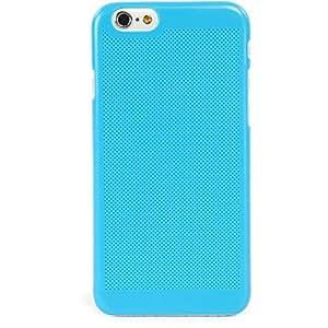 Tucano Tela - Funda para Apple iPhone 6, azul celeste