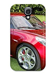 Michael Volpe Galaxy S4 Hard Case With Fashion Design/ DGWDJuD6296EMsJz Phone Case