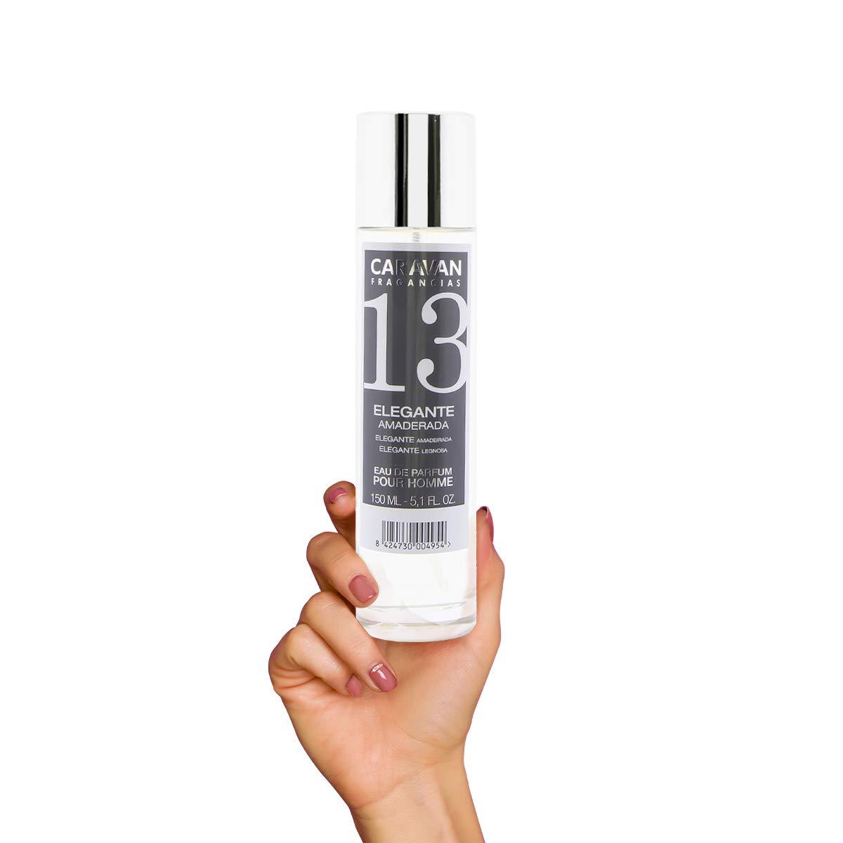 Caravan Fragancias nº 13 - Eau de Parfum con Vaporizador para Hombre - 150 ml.