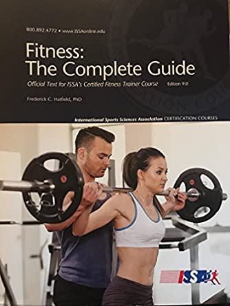 issa fitness the complete guide edition 9 0 amazon com industrial rh amazon com Personal Trainer Word Clusters SVG Issa Personal Trainer Books
