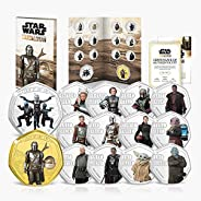 Star Wars The Mandalorian - Complete Limited Edition Collection an Unique Limited Official Edition