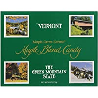 Maple Grove Farms Blended Candy, Vermont State, 6 Ounce by Maple Grove Farms