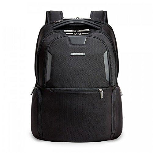 Briggs & Riley Atwork Medium Multi Pocket Backpack, Black, One - Ricardo Backpack