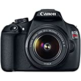 Canon EOS Rebel T5 18.0MP Digital SLR Camera Kit with EF-S 18-55mm IS II Lens - Black (CERTIF1ED REFURBISHED)