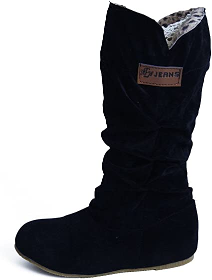 ABCone Stivali Invernali Donna Impermeabili Stivaletti