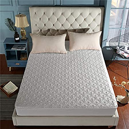 SUYUN - Funda de colchón Impermeable antialérgico, Juego de ...