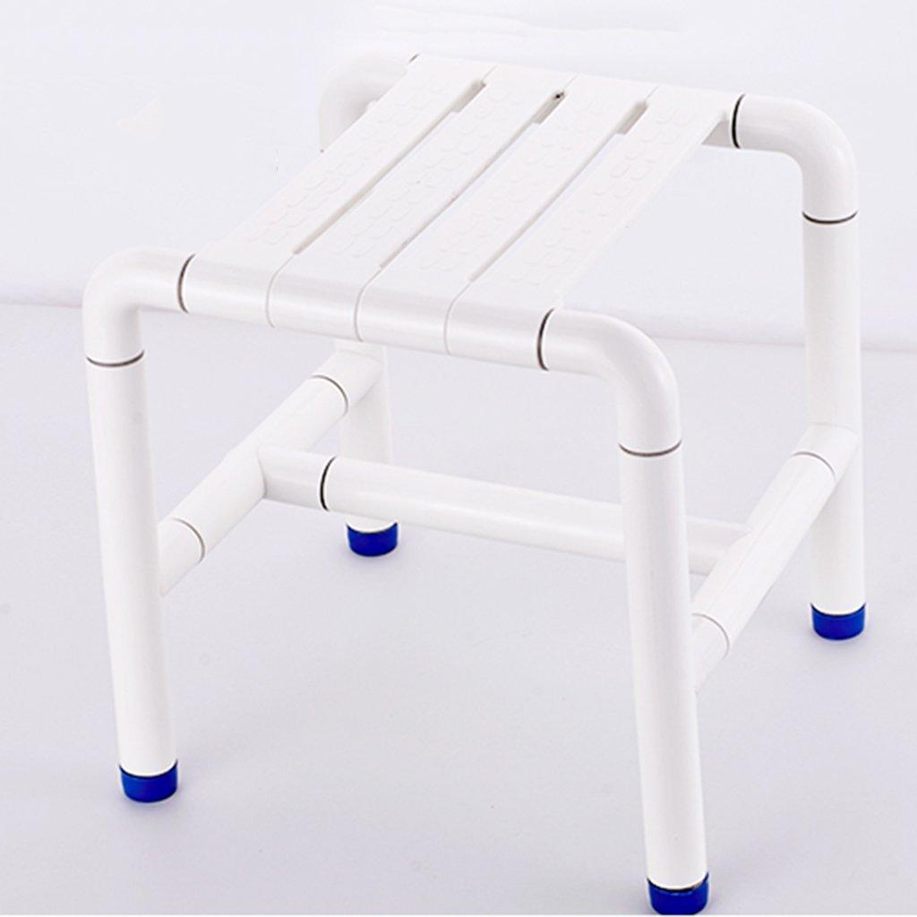 代引き人気 TH B07BW8YS9H シャワーチェア シャワースツールステンレススチールナイロン高齢者障害者バリアスリッパバスチェア 風呂椅子 風呂椅子 TH B07BW8YS9H, YELLOW-CORP:f6a2a4f2 --- mail.kqcrowns.net