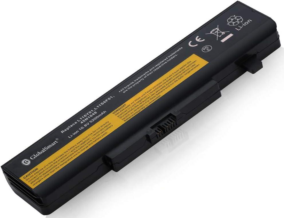 Globalsmart Batería para portátil Alta Capacidad para Lenovo ...