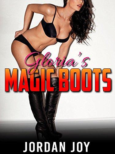 glorias-magic-boots-a-bimbo-transformation-story-milf-bimbofication-mfm-interracial-group-erotica