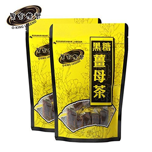China Good Food warming channel for dispelling cold(黑金传奇黑糖姜母茶455g/袋Black sugar & Ginger Tea)台灣進口 by China Good Food