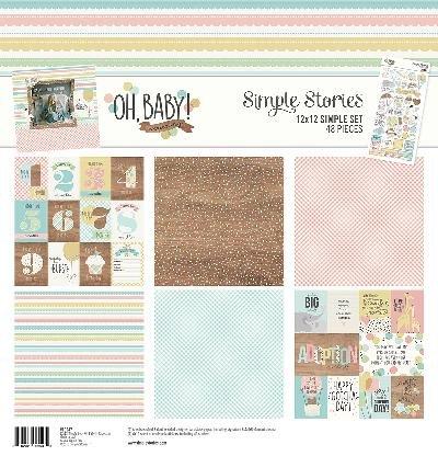 - Simple 10247 Paper Crafts, Multicolor