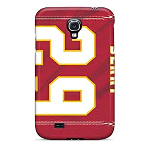New Style Tpu S4 Protective Case Cover/ Galaxy Case - Kansas City Chiefs