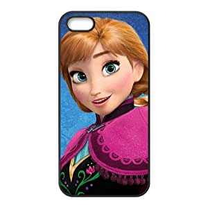 Frozen lovely girl Cell Phone Case for iPhone 5S by runtopwell