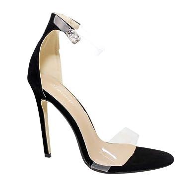 2a944a8b3b732c High Heels Sandaletten Damen Stiletto Schuhe