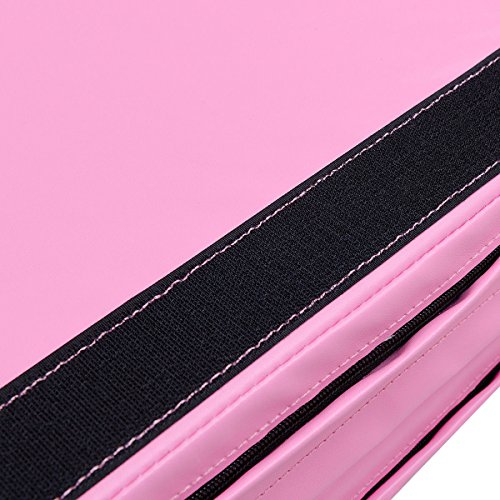 COSTWAY 4'X10'X2 Gymnastics Mat Folding Portable Exercise Aerobics Fitness Gym Exercise by COSTWAY (Image #9)