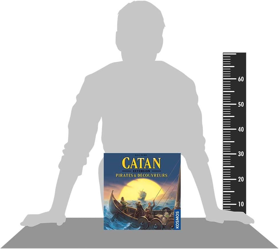 Asmodee Catan - Juego de Estrategia: Amazon.es: Juguetes y juegos
