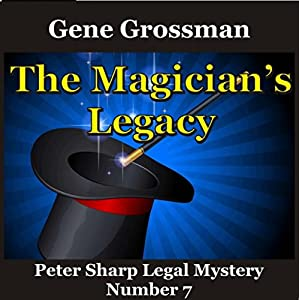 The Magician's Legacy Audiobook