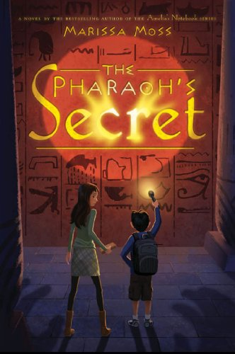 The Pharaoh's Secret (Amelia's Notebook Series)