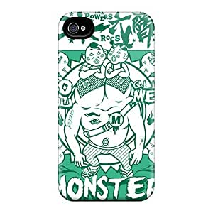 Protective AnnetteL RMCXwkJ4807dFICa Phone Case Cover For Iphone 4/4s