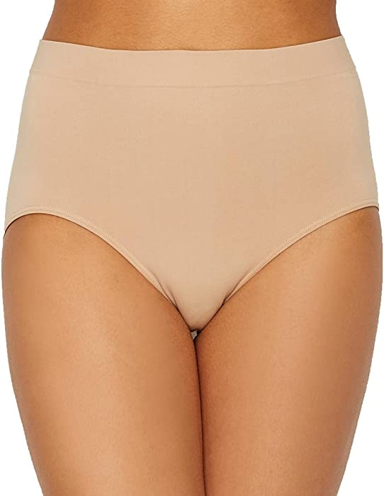 6d80ac2c359 Bali One Smooth U All-Over Smoothing Briefs Nude 7 at Amazon Women s ...