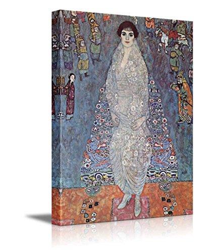 Portrait of Baroness Elisabeth Bachofen Echt by Gustav Klimt Austrian Symbolist Painter