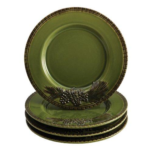 pine cone silverware - 8