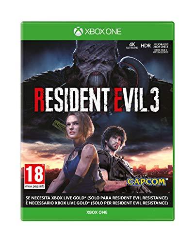 🥇 Resident Evil 3 Remake – Xbox One