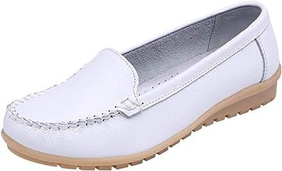 Zapatos de Náuticos para Mujer Otoño 2018 PAOLIAN Zapatillas