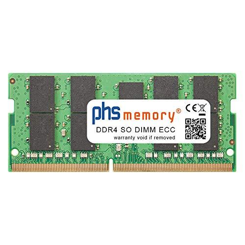 16GB RAM geheugen geschikt voor Synology DiskStation DS1621xs+ DDR4 SO DIMM ECC 2666MHz PC4-2666V-P