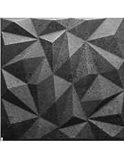 5m²/3D wandpanelen beton imitatie BETONDESIGN wandbekleding ZIRKON BETONIMITAT polystyreen materiaal (20 stuks)