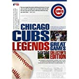Chicago Cubs Legends - Great Games Collector's Edition by A&E Home Video