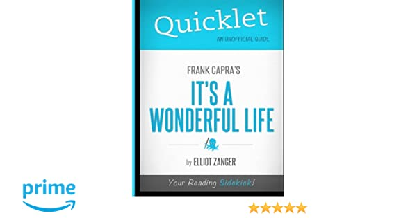 Amazon.com: Quicklet - Its A Wonderful Life (9781614641476 ...