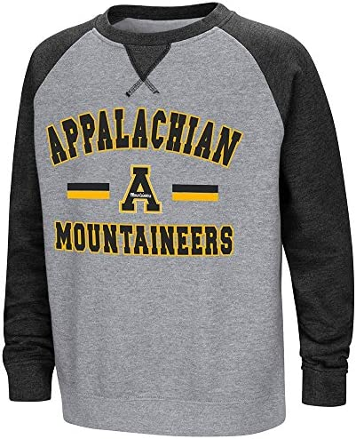 NCAA App State Mountaineers PPAPP032 Toddler Long-Sleeve T-Shirt