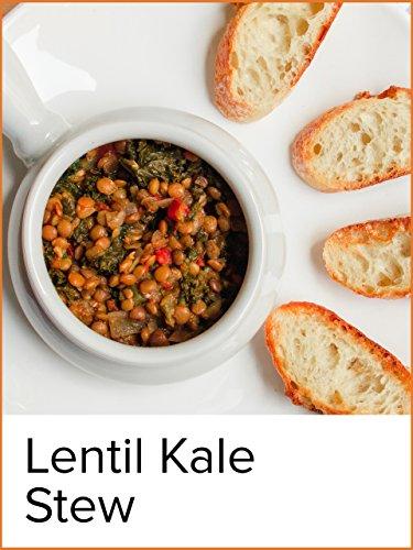 Lentil and Kale Superfood -