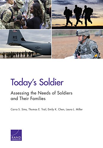 Today's Soldier: Assessing the Needs of Soldiers and Their Families